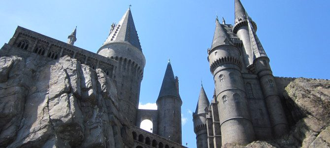 Harry Potter and Universal Studios