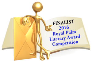 North of the Killing Hand is a 2016 finalist!