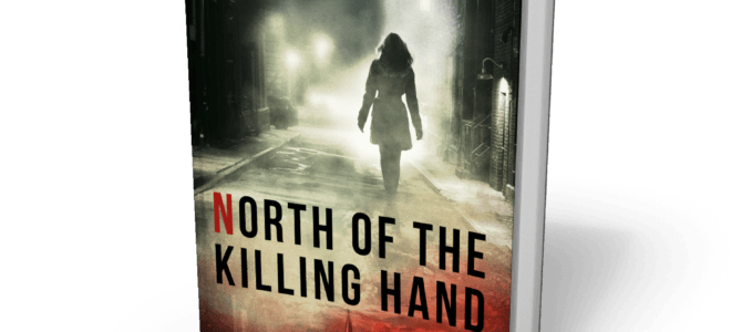 Book Giveaway of North of the Killing Hand